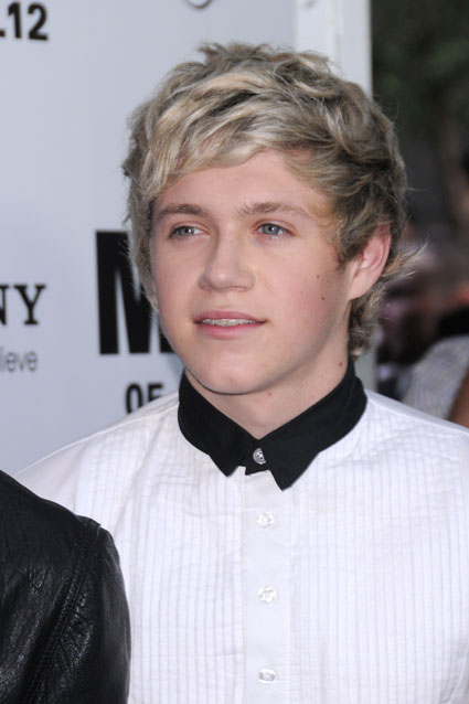 Niall Horan Smile Gallery