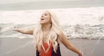 Amelia lily unviels video for you bring me joy