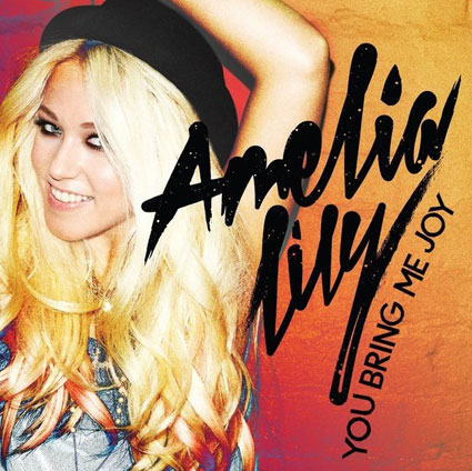 Amelia Lily music video for you bring me joy debut single