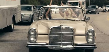 Amelia lily music video for debut single