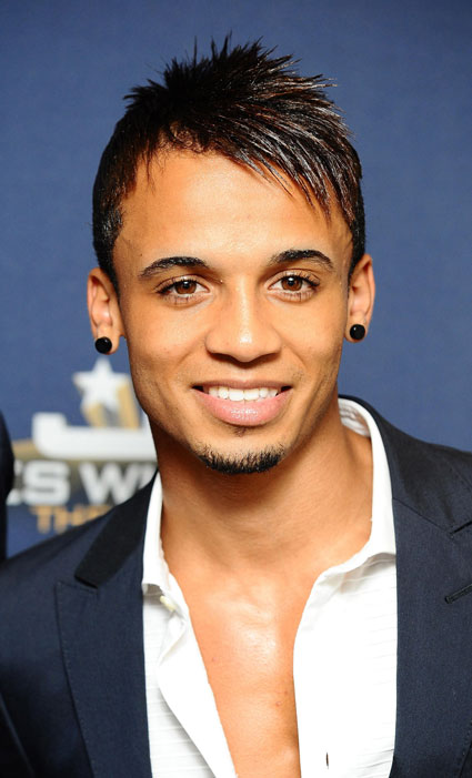Aston Merrygold for got to dance?