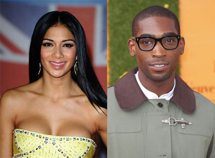 Nicole Scherzinger wants Tinie Tempah for the x factor