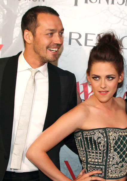 Rupert Sanders wife bans him from working with Kristen Stewart