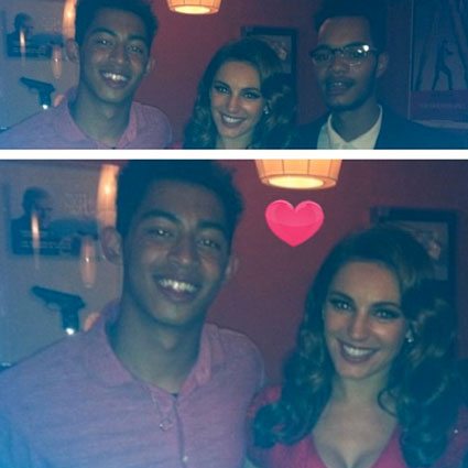 rizzle kicks kelly brook