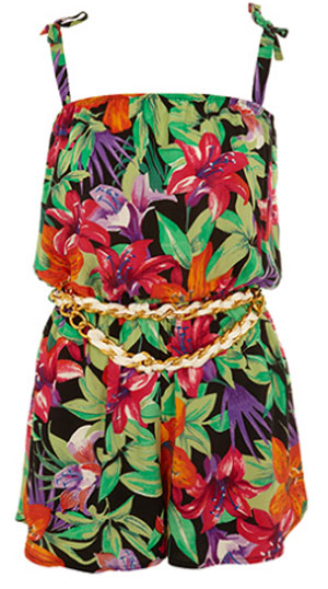 Get Yourself A Bold Playsuit Nice