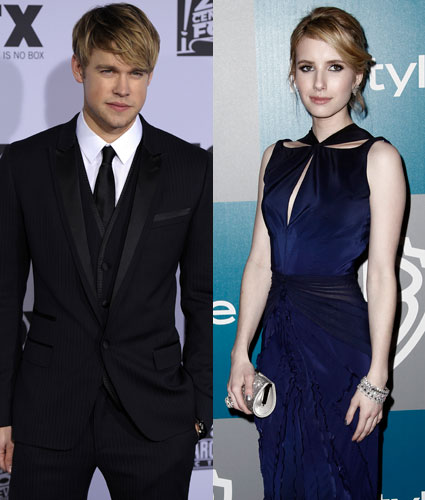 Chord Overstreet and Emma Roberts have split up