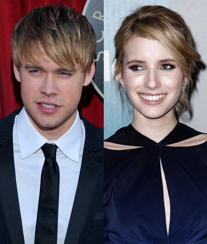 Chord Overstreet and Emma Roberts have split