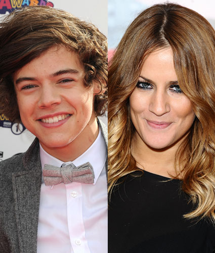 Harry Styles and Caroline Flack rumour about split