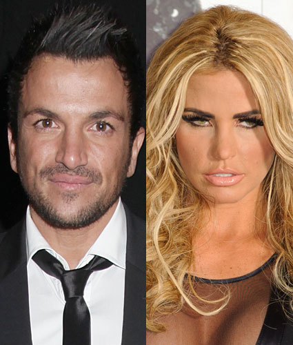 Peter Andre and Jordan get angry at each other