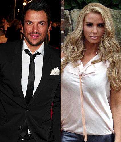 Peter Andre and Jordan get angry about each other
