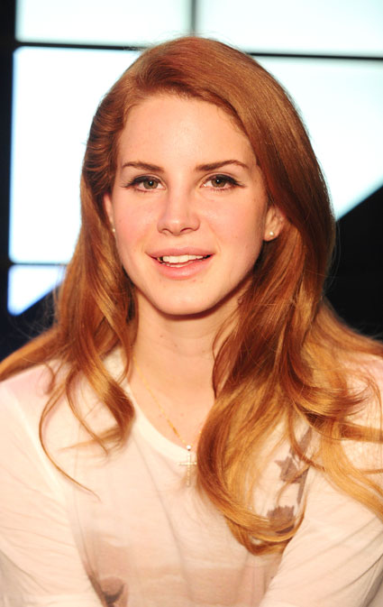Lana Del Rey has had nothing done to her lips