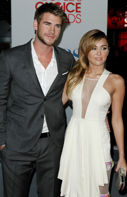 Liam Hemsworth and Miley Cyrus will never make it down the aisle