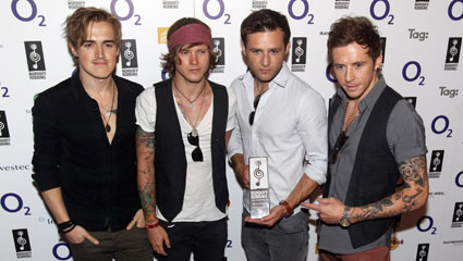 McFly recording new album on a Welsh Island