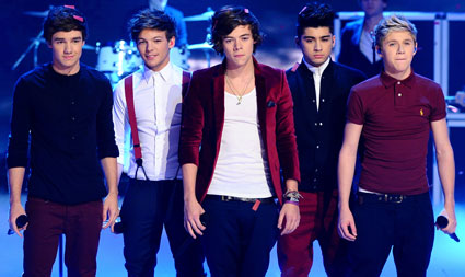 One Direction to perform on Dancing On Ice
