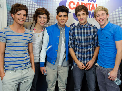 One Direction on iCarly with Miranda Cosgrove