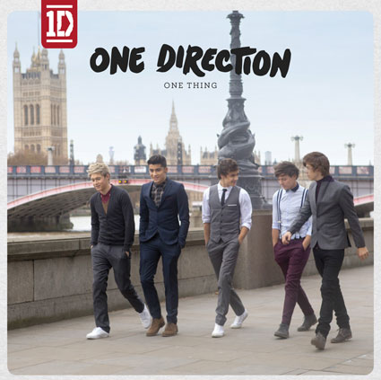 one direction one thing single cover