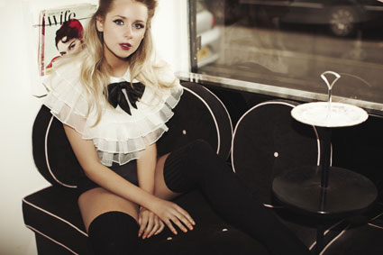 Diana Vickers SS12 collection for Very.co.uk