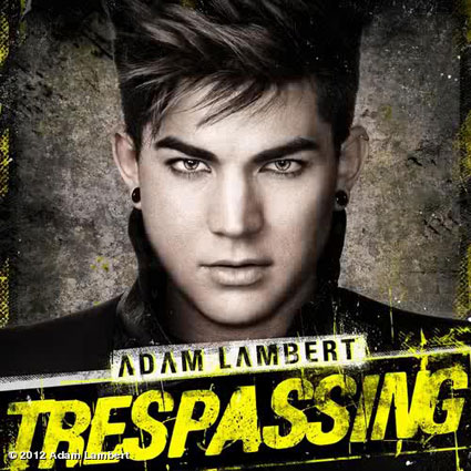 Adam Lambert Trespassing Album Cover Adam Lambert 39 s Trespassing