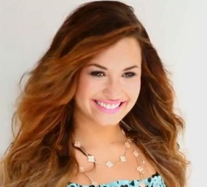 Demi Lovato Releases New Public Service Announcement