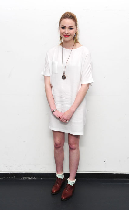 Freya Mavor who plays Mini in Skins