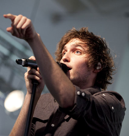 Josh Franceschi from You Me At Six