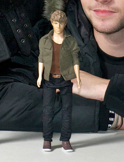 The Wanted doll JAy McGuiness