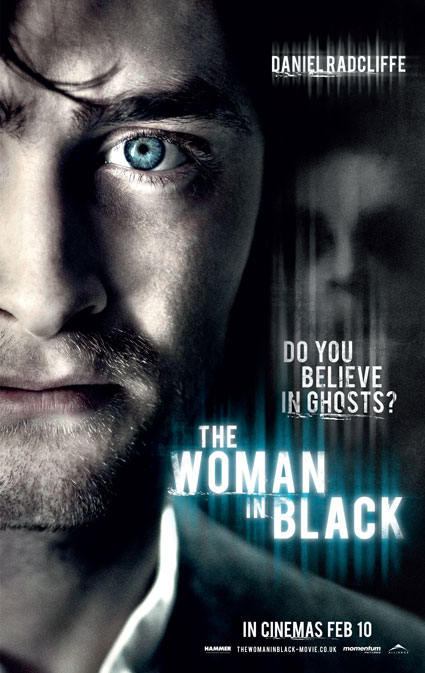 Woman In Black poster 2012 Daniel Radcliffe