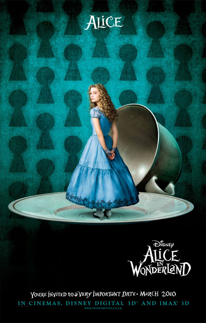 mia wasikowska vogue. Mia Wasikowska has landed the role that all of young female Hollywood must have been dying to get, playing Alice opposite Johnny Depp in Alice In Wonderland