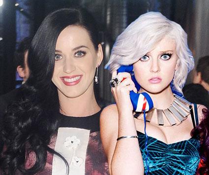 Katy Perry Perrie Edwards