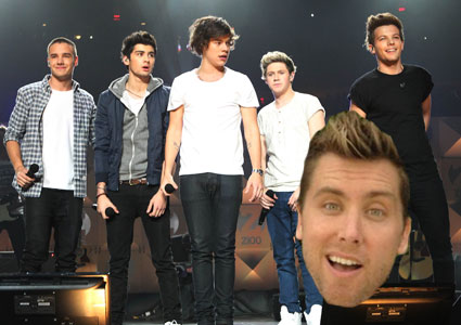 One Direction Gay Member http://www.sugarscape.com/main-topics/lads/863197/nsyncs-lance-bass-reckons-least-one-member-one-direction-gay