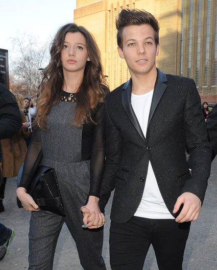 Louis Tomlinson eleanor