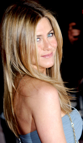 jennifer aniston hair color. Beauty advice: hair dye