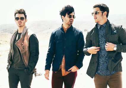 "Jonas Brothers cancel their tour days before first performance: ""There's a deef rift in the band"" - Jonas Brothers images - sugarscape.com"