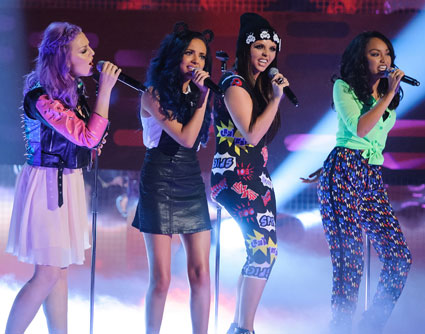 little mix change your life graham norton
