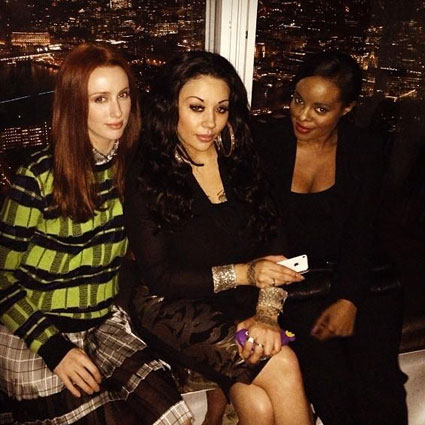Mutya Keisha Siobhan Premiere New Track 39 Lay Down In Swimming Pools 39 Listen