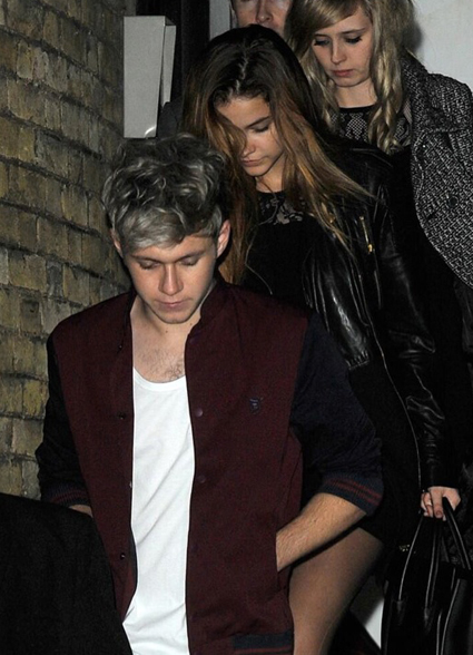 Niall and Barbara