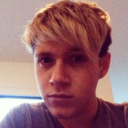 Niall Horan's new hair - Niall Horan images - sugarscape.com