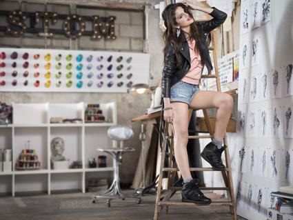 Selena Gomez for Adidas NEO's spring/summer campaign - Selena Gomez images - sugarscape.com