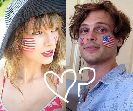 Who is taylor swift dating from criminal minds