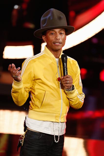 Pharrell Williams - Pharrell Williams images - sugarscape.com