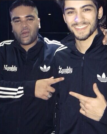 Naughty Boy reveals Zayn Malik collaboration 'One Chance to Dance ...