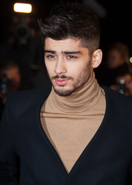 Zayn Malik announed as ambassador for the British Asian Trust - Zayn Malik images - sugarscape.com